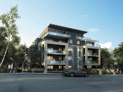 Exterior Carlingford Apartments for sale